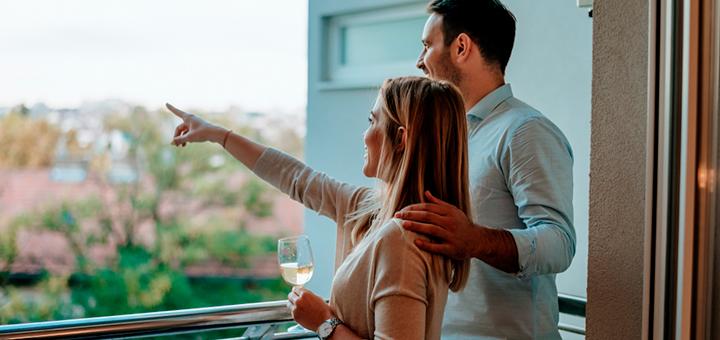 Conoce las ventajas de vivir en pisos altos