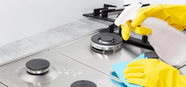 eliminar grasa cocina