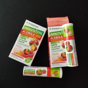 Arkovital la Vitamina C al naturale