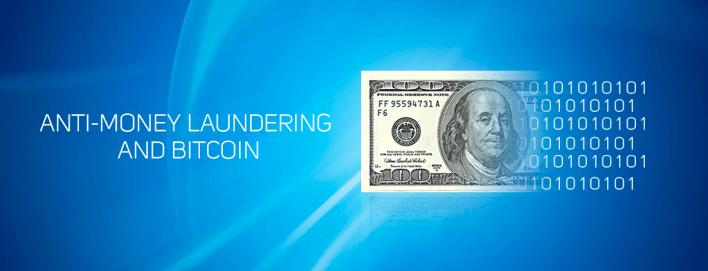 Anti-money laundering and bitcoin