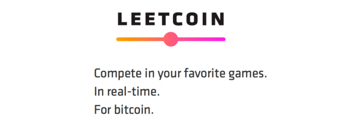 A New Way to Earn Bitcoin Playing Your Favorite Video Games: Leetcoin