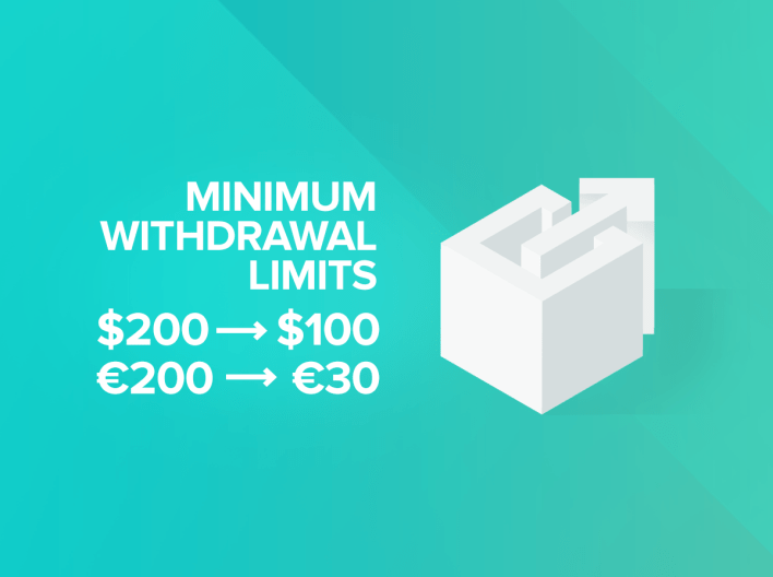 CEX.IO Improves Withdrawal Conditions and Introduces Account Type System