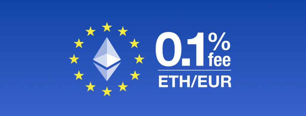 ETH/EUR Trading Launched on CEX.IO