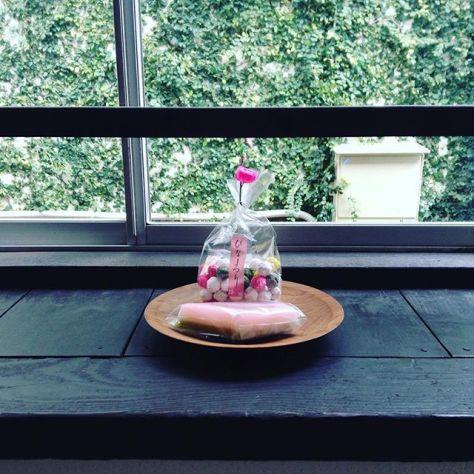 あとで食べる。 #お茶の時間 の準備 (Instagram)