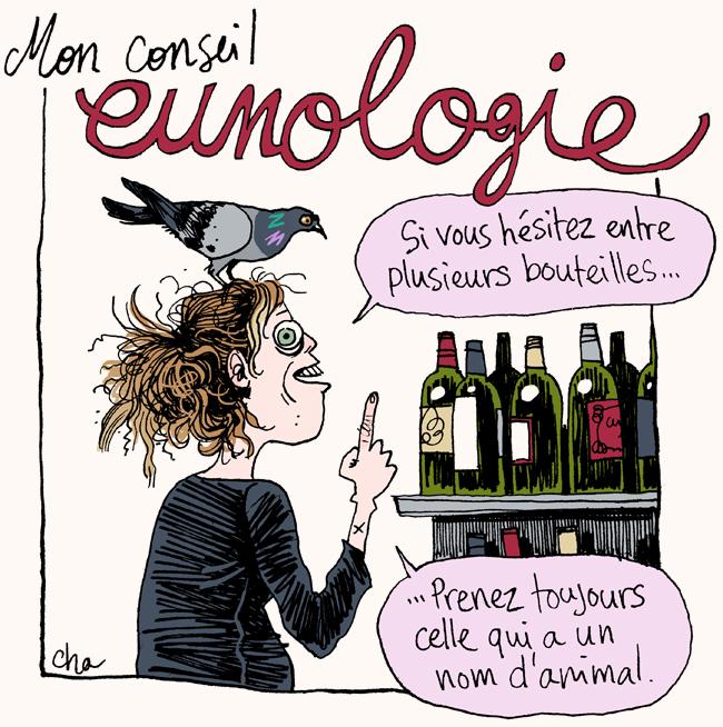 Oenologie, choisir son vin