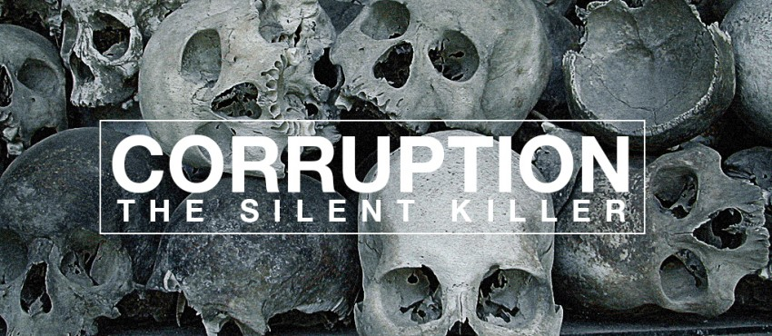 corruption-a-silent-killer
