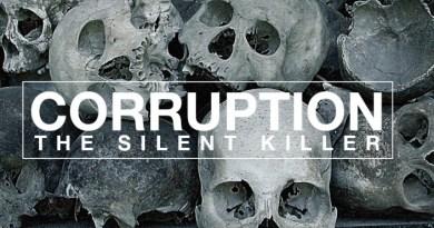 corruption-a-silent-killer
