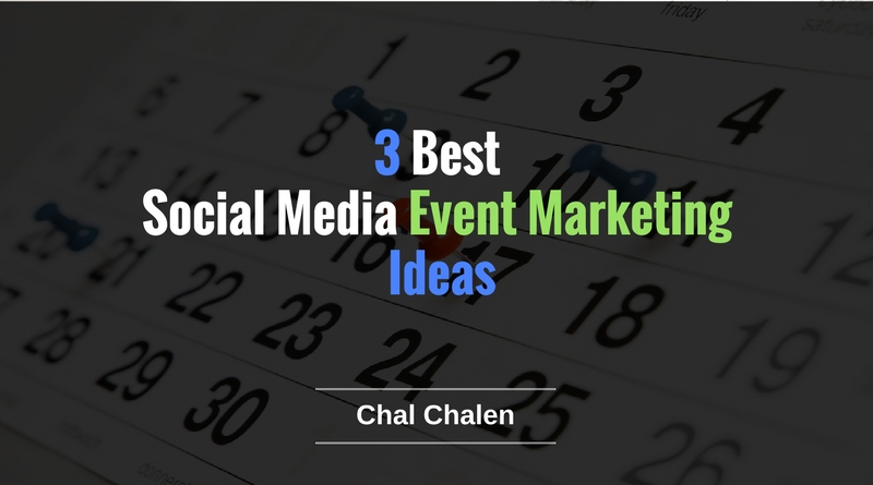 Social Media Event Marketing