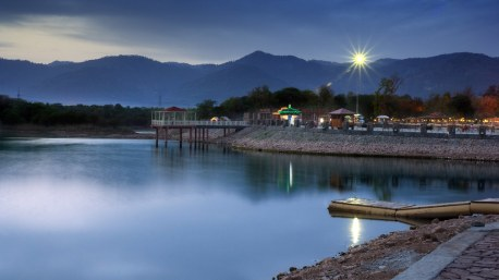 pakistan lakes - rawal lake