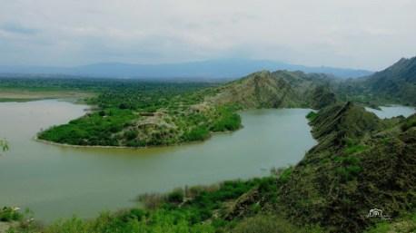 pakistan lakes-namal lake