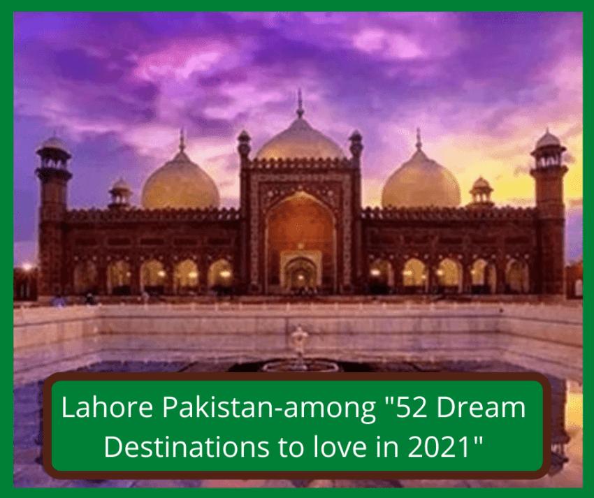 52 dream destinations in 2021
