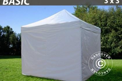 Tente pliante - FleXtent 3x3 m