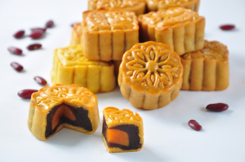 Mooncake at Chatrium Hotel Riverside Bangkok