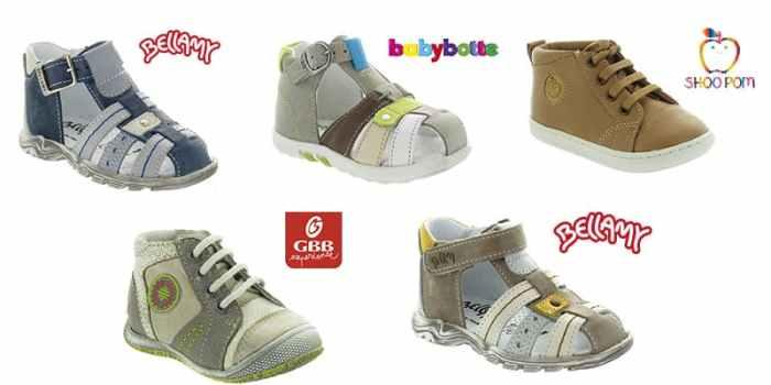 Chaussures enfants de cérémonie