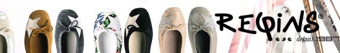 Chaussures Reqins ballerine