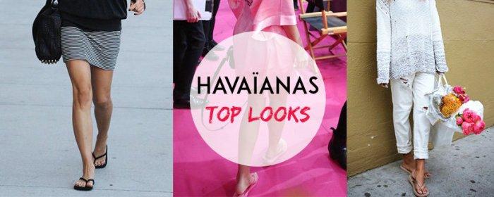 Looks Havaïanas