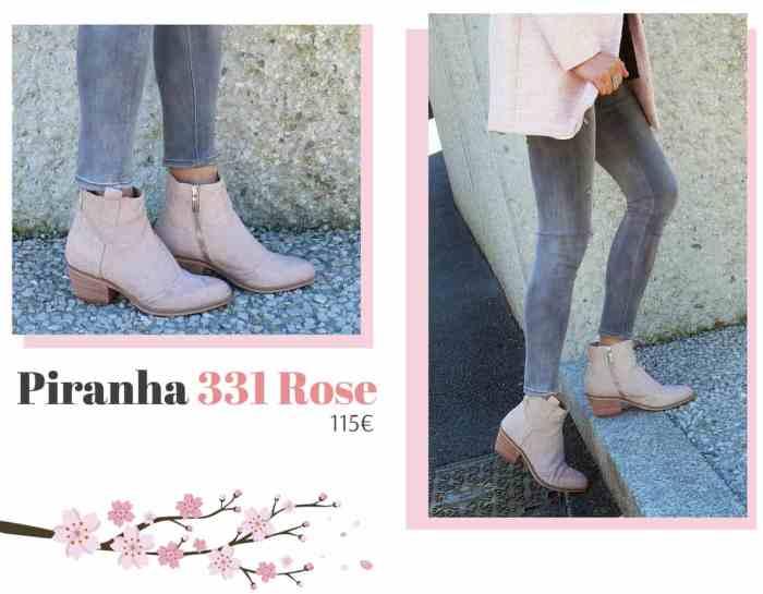 bottines-roses-piranha-chaussuresonline
