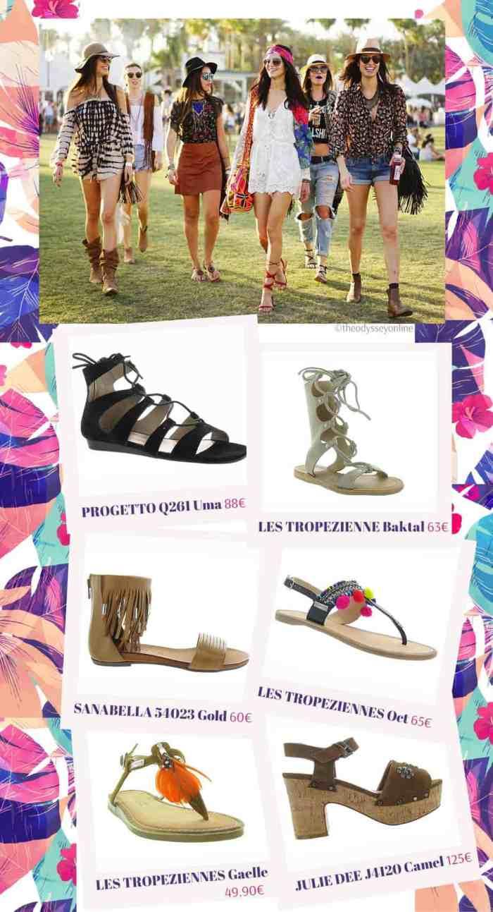 Sandales et nu-pieds femme