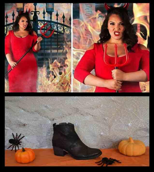 Chaussuresonline-diablesse-chaussures-bottines-Khrio-déguisement-halloween-noir