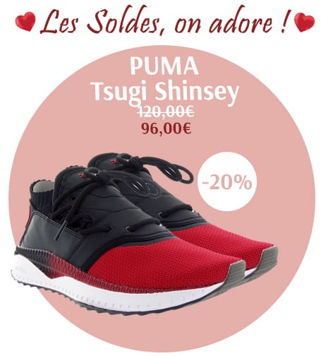 Chaussuresonline-soldesdhiver-article-blog-chaussureshommes-tendance-mode-puma-tsugishinsey-noir-baskets-sneakers-sport-sportwear-idéelook-idéelook-soldeshiver2019-promotion-réduction