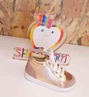 ChaussuresOnline-chaussures-marqueshoopom-bébéfille-nuvellecollection-printempsété2019-fille-chaussuresfermées-Pom'Cannelle