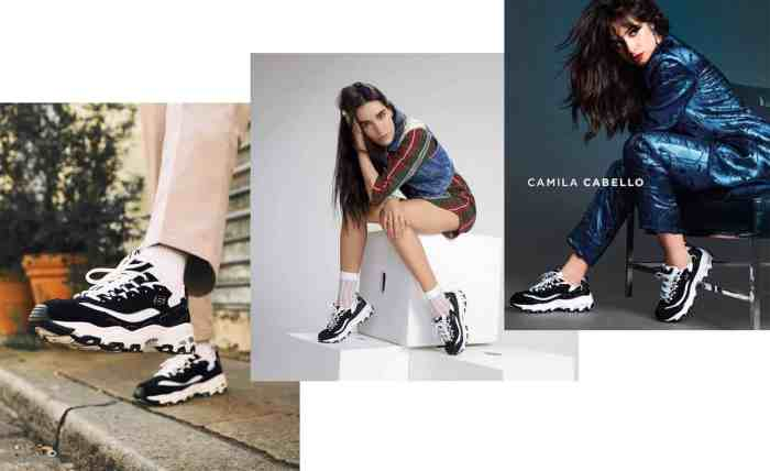 chaussuresonline-tendance-mode-dadshoes-chaussures-sneakers-baskets-sketchers-d'lites-11930-semellesXXL-femme-printemps2019-nouvellecollection