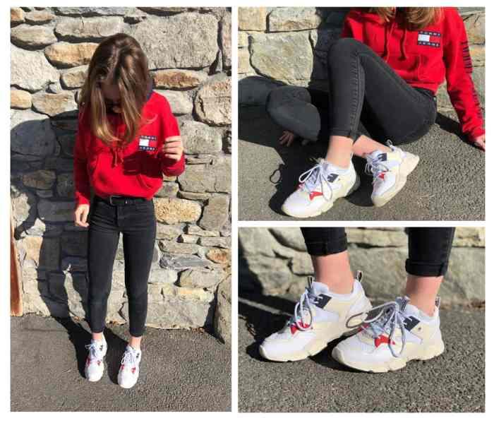 chaussuresonline-tendance-mode-tommyhilfiger-dadshoes-chaussures-sneakers-baskets-chunkymixedtextilerunner-semellesXXL-femme-printemps2019-nouvellecollection