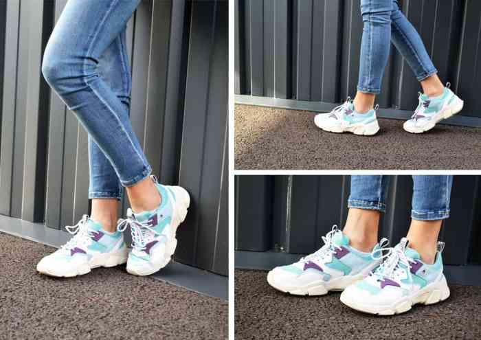 chaussuresonline-chaussures-dadshoes-femme-tommyhilfiger-basketspastels-sneakers-chunkymixedtextilerunner-bleu-violet-tendance-mode-blogchaussures