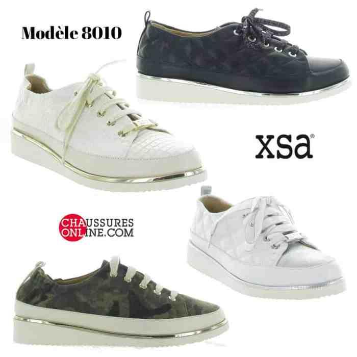 Chaussures confortables XSA ALEXANDRA chez ChaussuresOnline.com