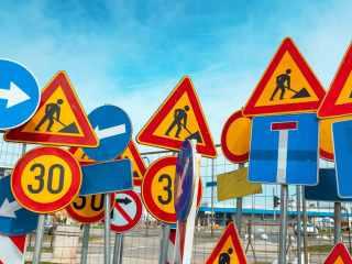 Decoding Traffic Signs