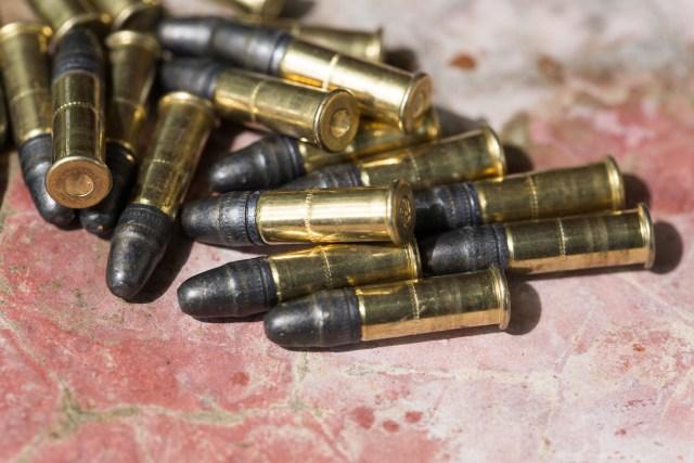 .22 LR Defensive Ammunition