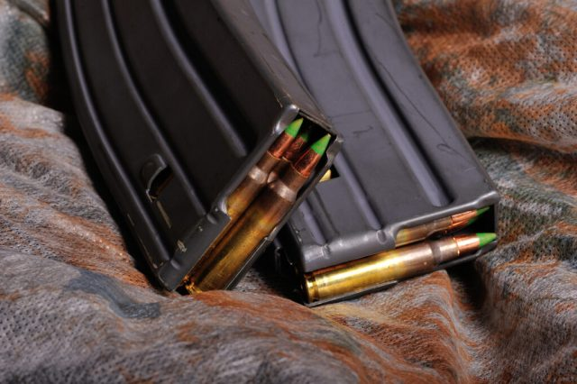 5.56 NATO Ammunition in AR-15 Magazines