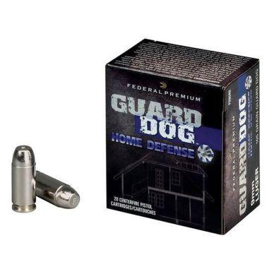 Federal Guard Dog Ammo Box and Cartridges