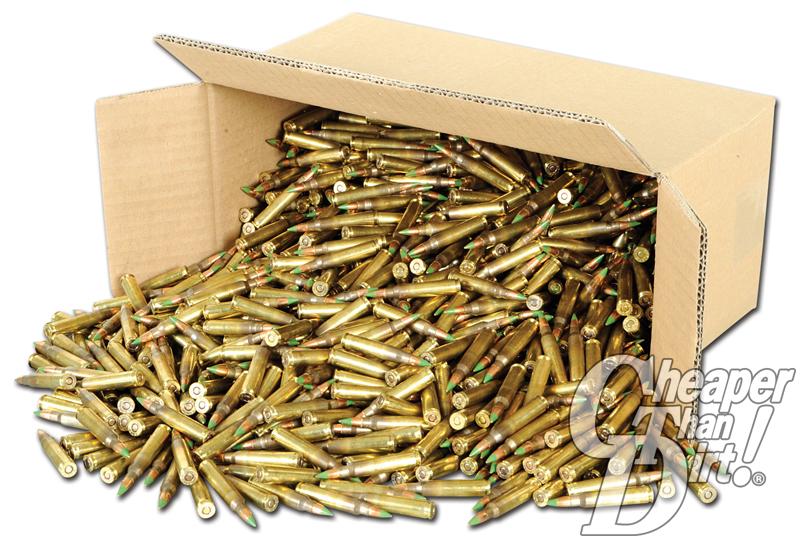 5.56 NATO Ammunition