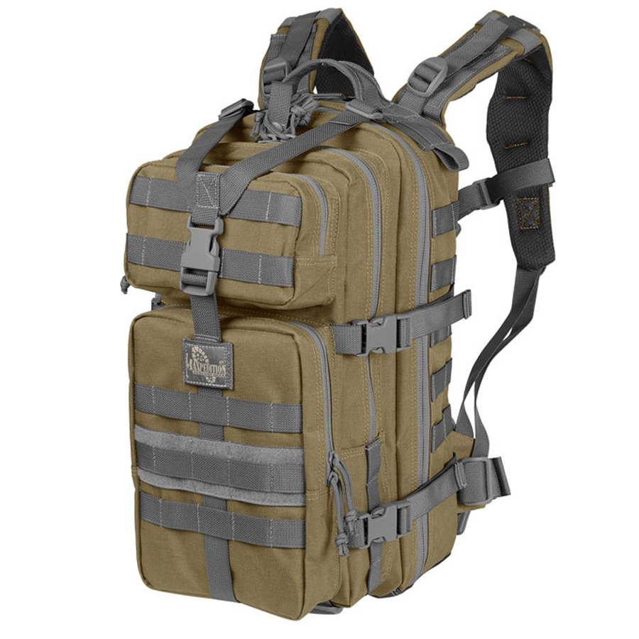 Picture shows an backpack