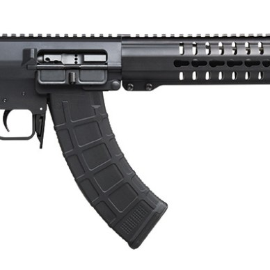 CMMG Mk47 Mutant semiautomatic rifle