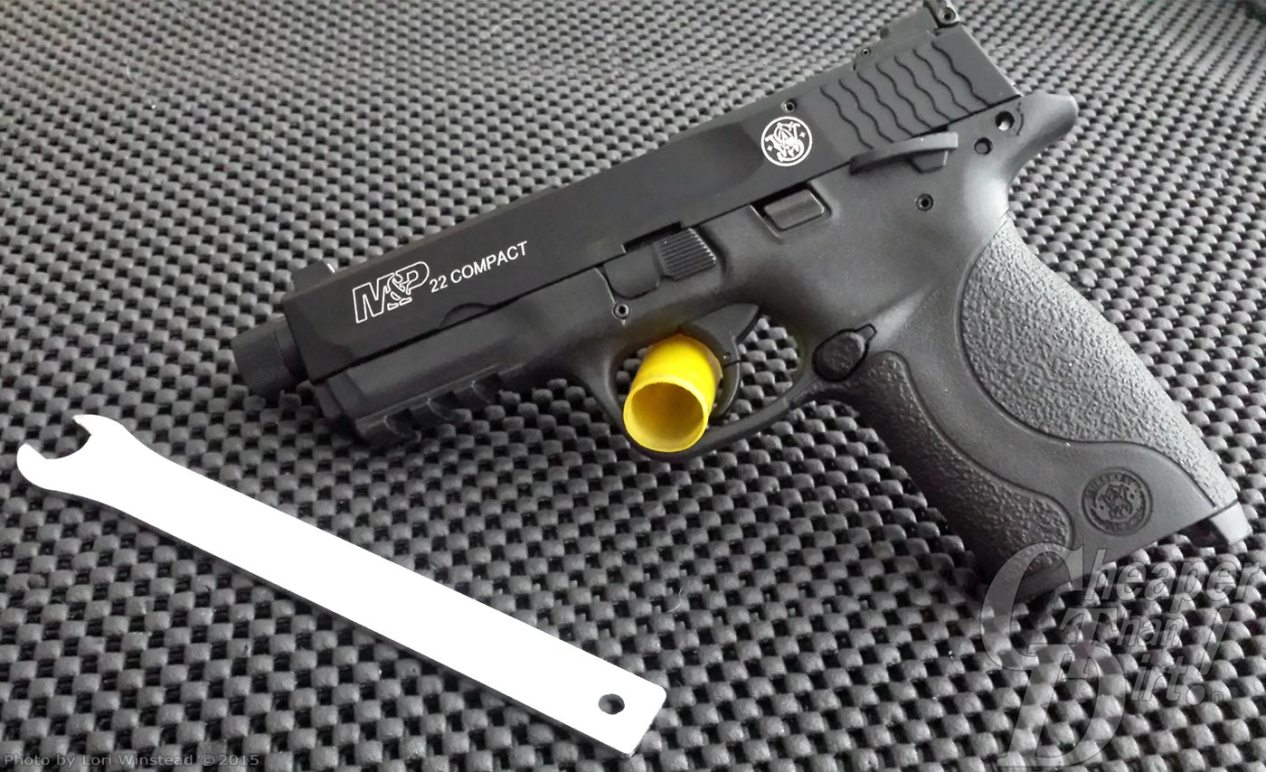 Smith & Wesson M&P 22C pistol