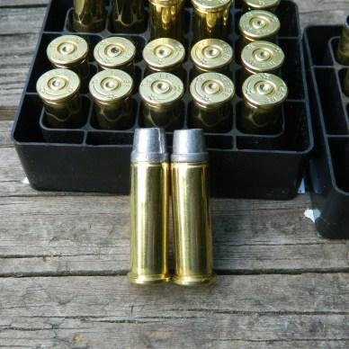 Hard cast bullet