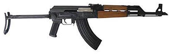 Century International Arms M70AB Underfolder Rifle