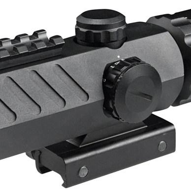 AIM Sports 2–6x32mm Tactical Scope