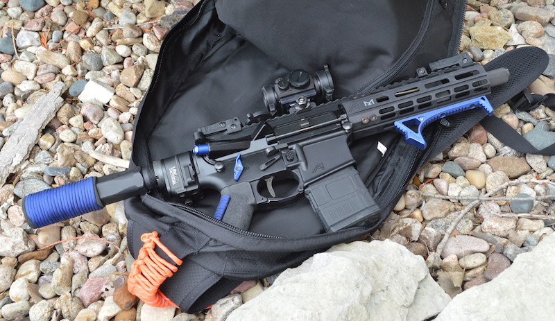 Why You Need a Packable AR-15 Pistol for Your Vehicle