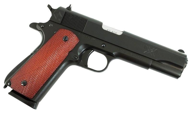 ATI's Affordable 1911 Handgun: The ATI  45 - The Shooter's Log