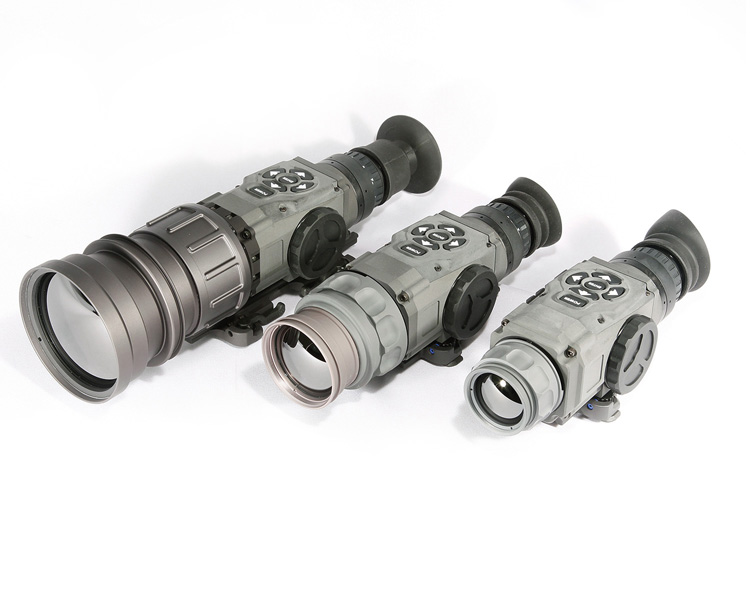SHOT 2013 Preview: THOR Series Thermal Sights - The