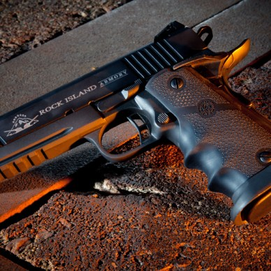 This is not a custom race gun. This is a standard model 51567.