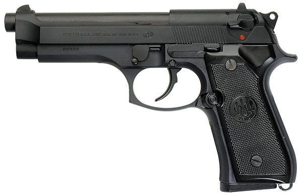 Old Reliable: The Beretta 92 - The Shooter's Log