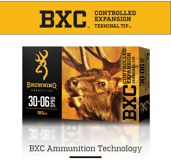 Browning BXC Controlled Expansion Terminal Tip