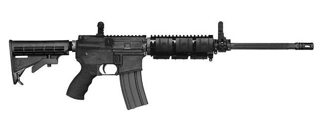 Bushmaster Modular Carbine right profile