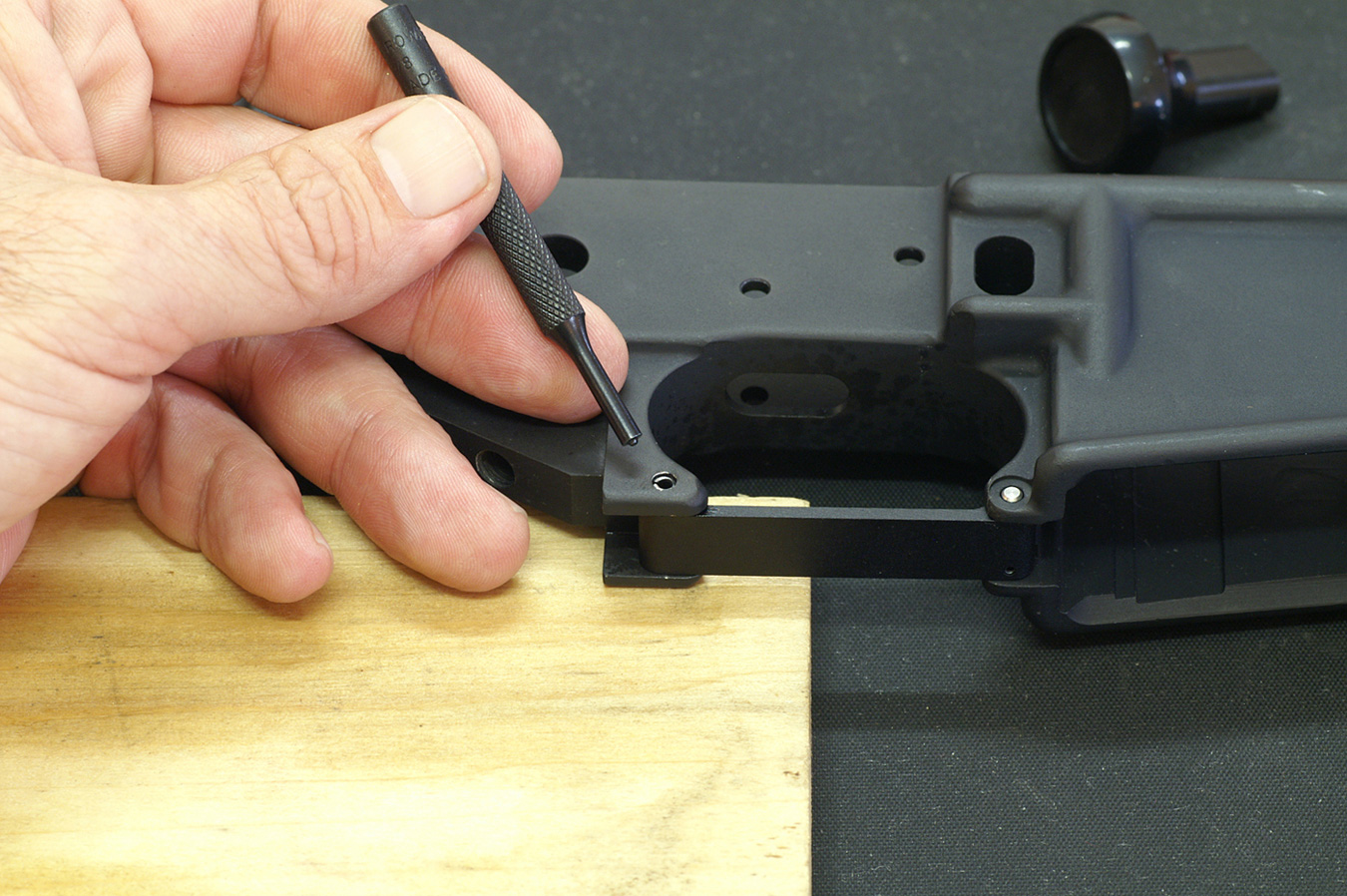 Bolt Catch Pin Install Tool Set Starting Removal Gun Firearm Rifle AR Building
