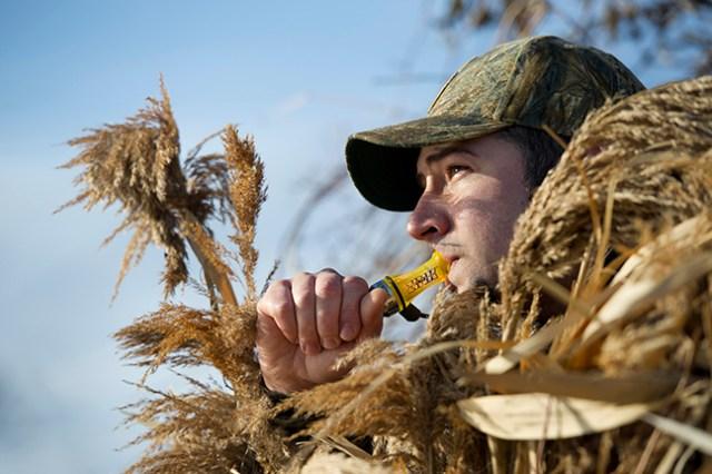 hunting calls - mouth calls