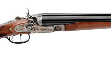 Cimarron Doc Holliday 12-Gauge Double-Barrel Shotgun
